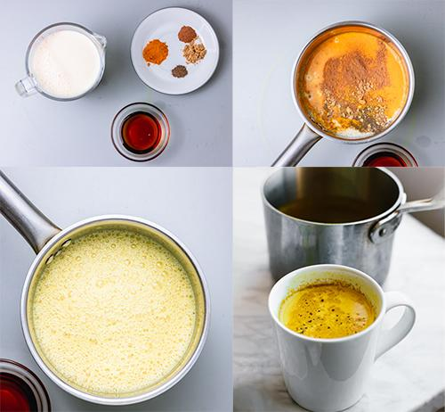 Best Mind Care Remedies for Seniors - Golden Milk