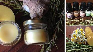 How to Make a Powerful Salve for Joint Pain