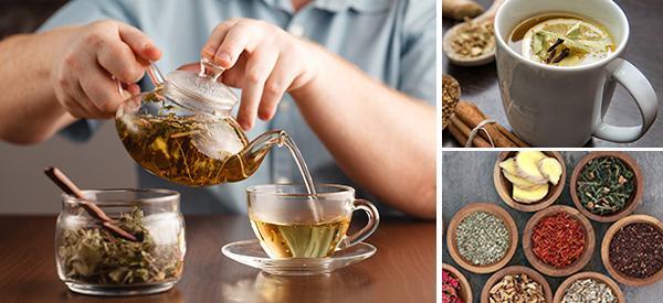 20 Slimming Herbal Teas