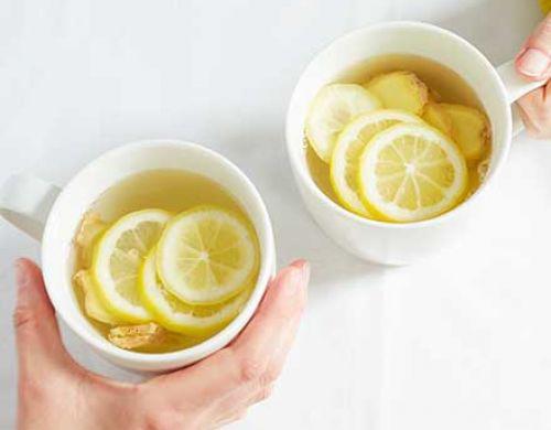 20 Slimming Herbal Teas Lemon