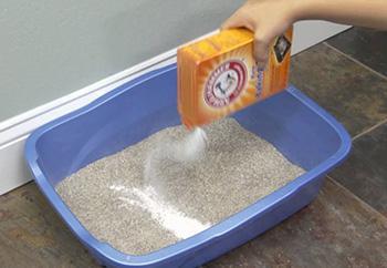 Baking soda - 112 Uses Litter Box