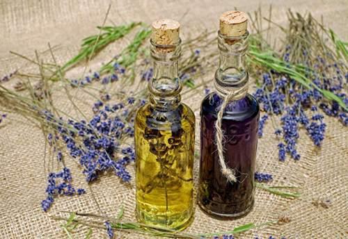 Homemade Deep Sleep Salve - Tea Tree and Lavender