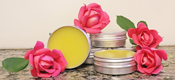 Rose Petal Salve Recipe