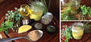 DIY Pain Relief Salve - Cover