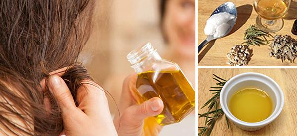 DIY Honey-Infused Hair Oil