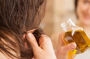 DIY Honey Infused Hair Oil - Care