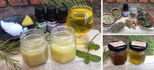 Natural DIY Polysporin Salve Recipe