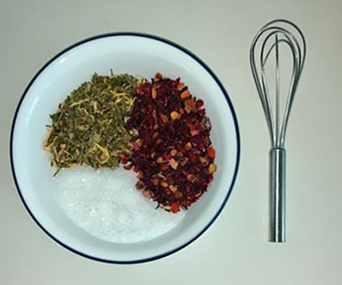 Soak Your Troubles Away with Homemade Tub Tea 1