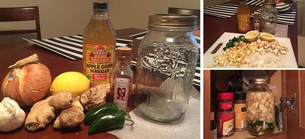 """How To Make Fire Cider The Ultimate Natural Remedy To """"Burn"""" Your Cold Away"""