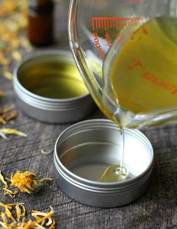 10 Natural Remedies You Can Only Make this Winter - Calendula