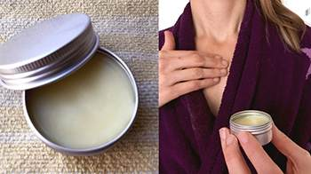 10 Natural Remedies You Can Only Make this Winter - Respiratory Salve