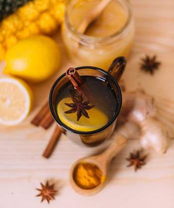 5 Winter Herbs to Cut Belly Fat - Cinnamon