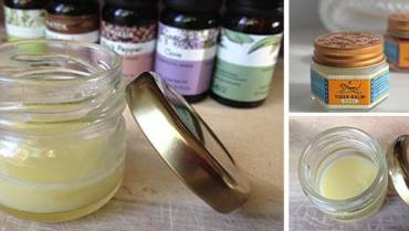 Easy DIY Tiger Balm