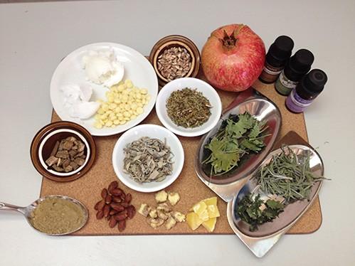 Garden Homemade Salve for Wrinkles - Ingredients