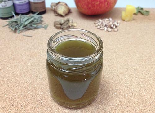 Garden Homemade Salve for Wrinkles - step 5