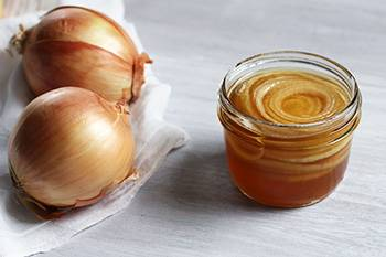 Best Cough and Sore Throat Homemade Syrup Recipes - Onion Honey