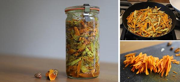 How To Make Medicinal Pickled Turmeric