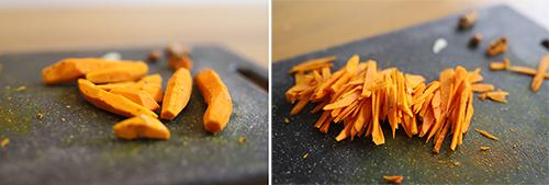 How To Make Medicinal Pickled Turmeric - Step 2