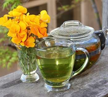 California Poppy- Tea
