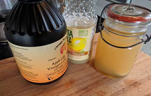 How To Make A Horseradish Tonic For Nasal Congestion - Gentle Tonic Step 3