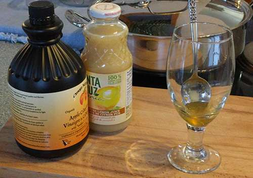 How To Make A Horseradish Tonic For Nasal Congestion - Infused Honey Step 2