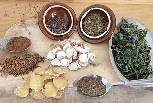 How to Make a Fat-Burning Tincture Ingredients