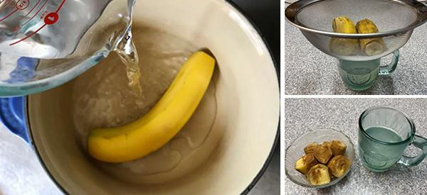 What Happens if You Pour Hot Water Over a Banana?