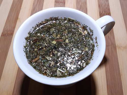 California Poppy- Tea 1