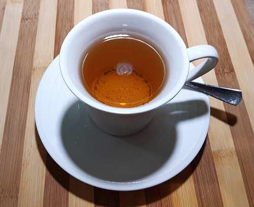California Poppy- Tea 3