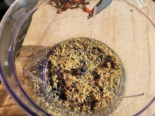 DIY Elderflower & Rosehip Salve - Step 1.2