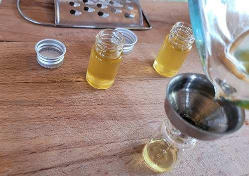 DIY Elderflower & Rosehip Salve - Step 3