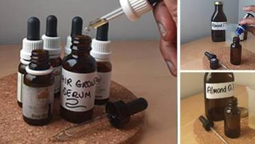 Easy DIY Hair Growth Serum Recipe