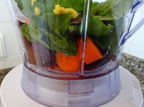 Homemade Juice For Blood Pressure - Step 3