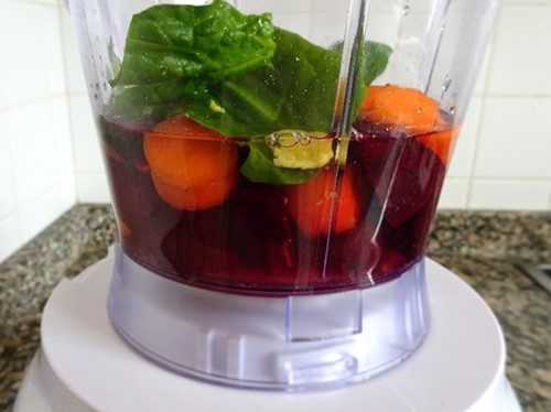 Homemade Juice For Blood Pressure - Step 5