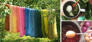 How to Naturally Dye Your Everyday Items - cover