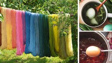 How To Naturally Dye Your Everyday Items