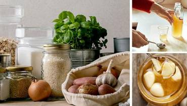 10 Remedies You Can Find In Your Kitchen