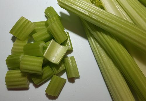 Celery Juice - Step 3
