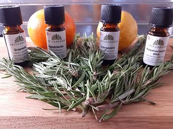 Citrus Blast Anti-Cellulite Body Cream - Essential Oils