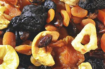 Foods and Herbs to Avoid When You Have Diabetes - Dried Fruits