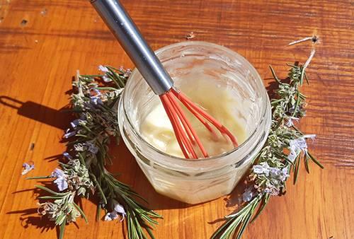 Homemade Nail Fungus Cream - Step 2