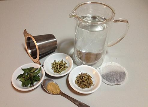 DIY Headache Recipe for Instant Pain Relief - Recipe 1 Ingredients