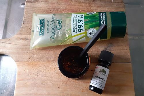 How to Make Your Own Snore Relieving Gel in a Jar - First Recipe 2