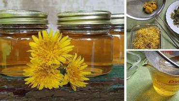 How to Make Dandelion Jelly