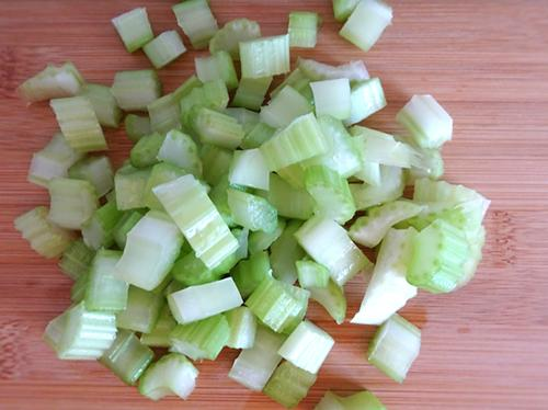 Better Than Water - Step 3 Celery