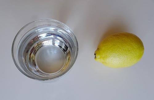 What Happens If You Boil A Lemon - Ingredients