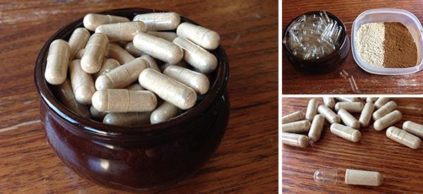 DIY Anti-Anxiety Pills