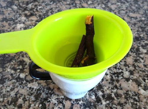 The Plant That Is Sweeter Than Sugar And Helps People With Diabetes - Licorice Tea Step 5