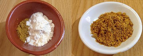DIY Medicinal Mustard Plaster - Method