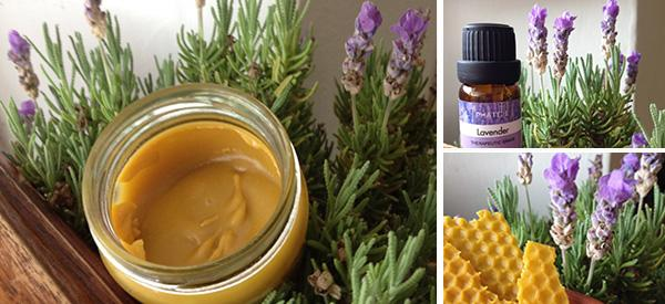 How To Make a Whipped Lavender Cream